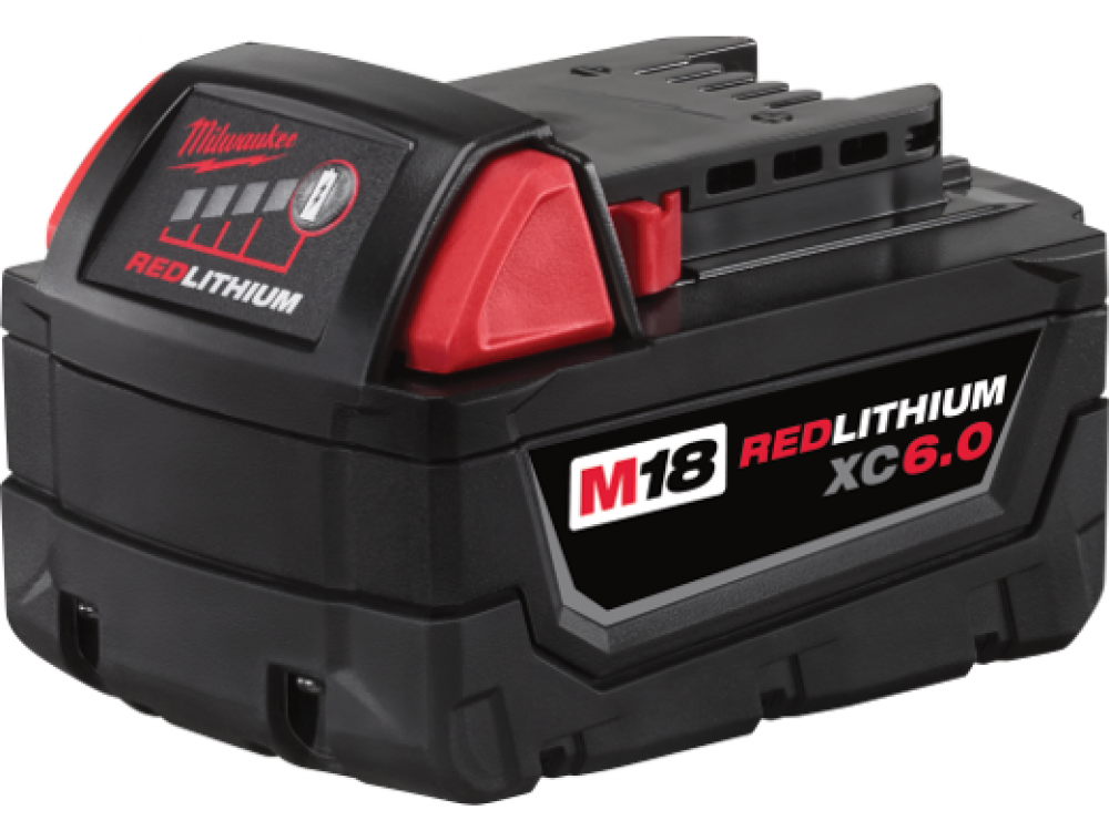 Milwaukee 48-11-1860 Batterie M18 6.0Ah